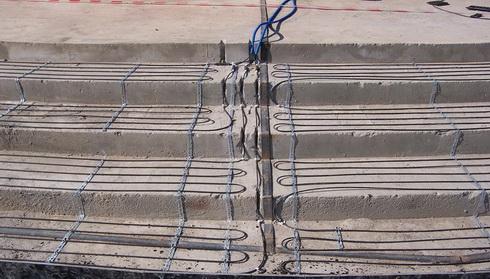 Сколько стоит прогрев бетона в спб
