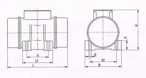 Площадочные вибраторы ИВ размеры
