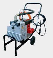 окрасочный агрегат высокого давления Финиш-211