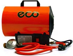 Тепловая газовая пушка прямого нагрева ECO GH 10