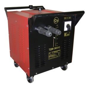 сварочный трансформатор ТДМ-303 У2 (Cu)