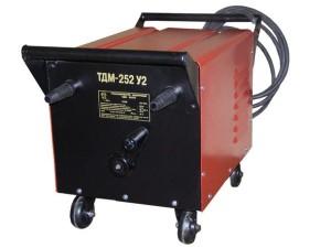 сварочный трансформатор ТДМ-252 У2