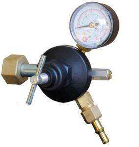 Регулятор расхода газа У-30-КР1 баллонный одноступенчатый