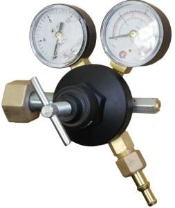 Регулятор расхода газа У-30-КР2 (углекислотный) баллонный