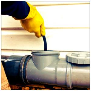прочистка канализации сантехническим тросом